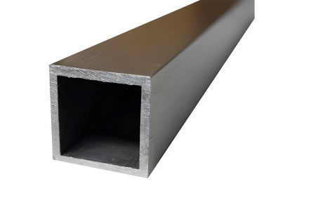 Mill Finish 72 Inch Length RMP Hot Rolled Carbon Steel Square Tube 3 Inch Width x 3//16 Inch Wall