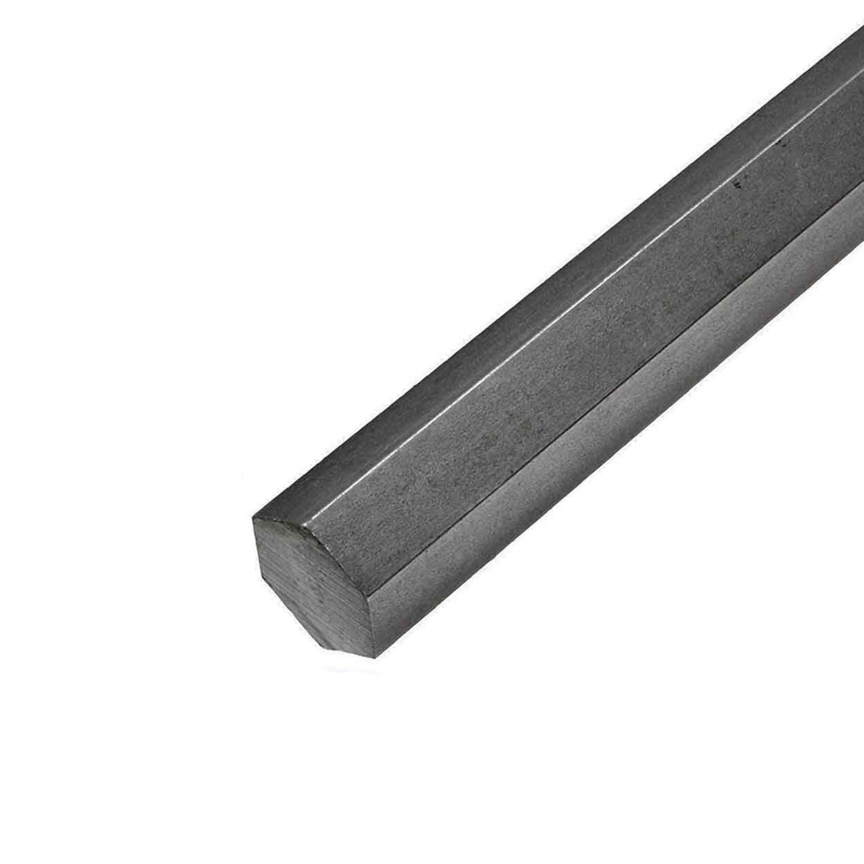 """3//8/"""" x 1/"""" in a 24/"""" Length RMP Cold Rolled 1018 Carbon Steel Flat Bar"""
