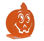 RMP Pumpkin Candle Holder - Orange