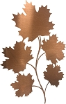 RMP 12 Inch Large Leaf Grouping Cutout - Single Pack