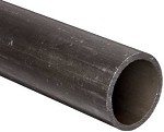 RMP Carbon Steel Round Tube, 2-1/2 Inch OD x 14 Ga. Wall in a 12 Inch Length