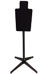 RMP PT Torso, AR 550 Silhouette Target, With 38 Inch Stand